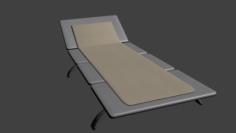 Bed Free 3D Model