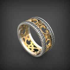 Ring 05 3D Model