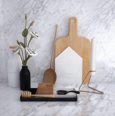 Kitchen Decor 3D Model