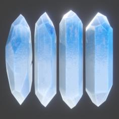 PBR – Crystal Set 2 3D Model