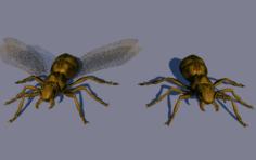 Bug ant 3D Model