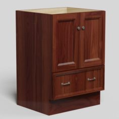 Shelf Ironwood 3D Model
