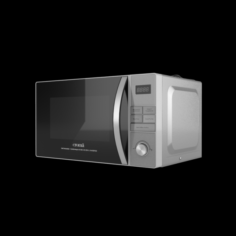 CROMA MICROWAVE GRILL 3D Model