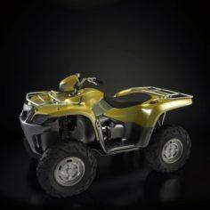 Motorcycles 09 3D Model