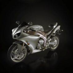 Motorcycles 12 3D Model