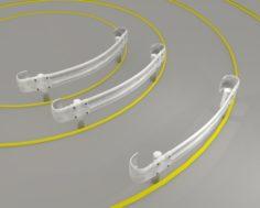 Guardrail3 3D Model