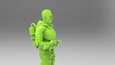 STALKERVOLK3DPrint 3D Model
