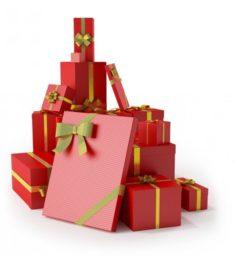 Christmas 3 3D Model