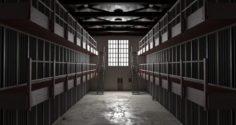 Prison 3D Model