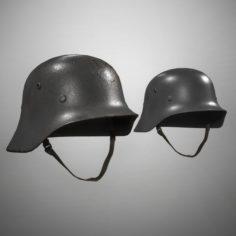 M1935 Helmet Nazi 3D Model
