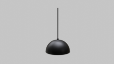 Restaurant Hanging Lamp 3D Model