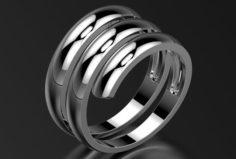 Ring0019 Free 3D Model