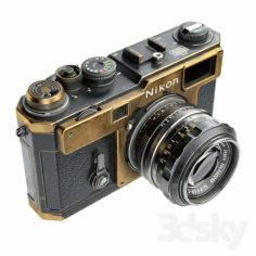 Nikon S3                                      3D Model