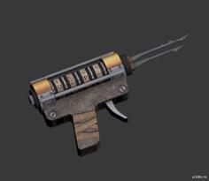 Autohack Device 3D Model