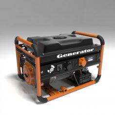 Generator 3D Model