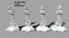 RockHigh 3D Model