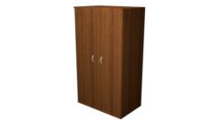 Wardrobe High poly made in Blender 3D 3D Model
