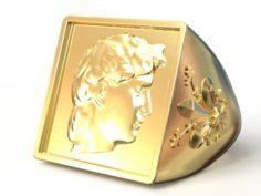 Florentia ring 3D Model