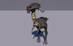Charranx 3D Model