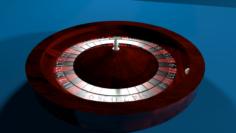 Casino VRAY 3D Model