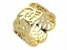 Ring0010 3D Model