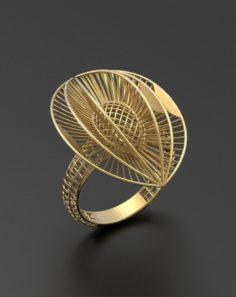Ultra vision ring 3D Model