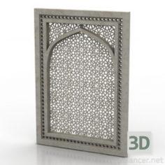 3D-Model  frame