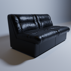 Sofa Vizit Neapol 3D Model