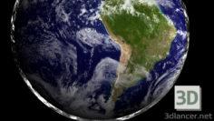 3D-Model  Earth