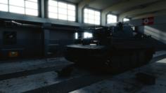 PzKpfwVI AusfE Tiger Free 3D Model