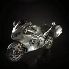 Motorcycles 11 3D Model