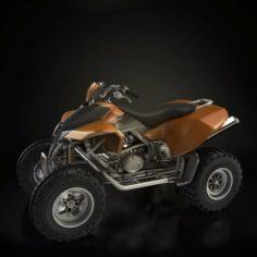 Motorcycles 07 3D Model