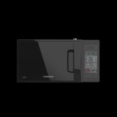 SAMSUNG MICROWAVE SOLO 20L MW73AD 3D Model