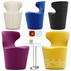 Mini Papilio chair                                      3D Model