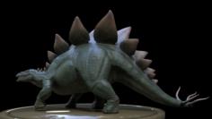 3D Stego 3D Model