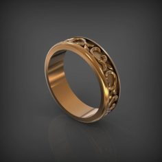 Ring 01 3D Model