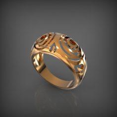 Ring 08 3D Model