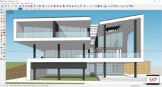 Villa nn1 3D Model