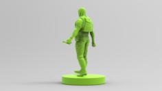 STALKERWITHFIRE3DPrint 3D Model