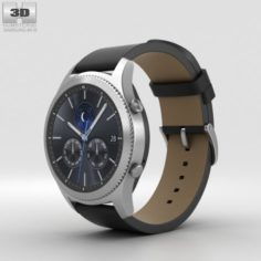 Samsung Gear S3 Classic 3D Model