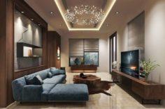 Livingroom tradition 3D Model