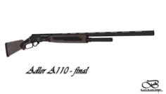 ADLER A110 Lever Action 3D Model