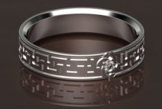 Ring0009 3D Model