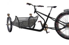 Cargo BIKE Free 3D Model