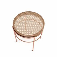 Stool Bar – Iai Chair – Gustavo Bittencourt 3D Model