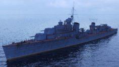 Somers-class destroyer project 48 Kiev 3D Model