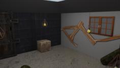 Mysterious studio 3D Model