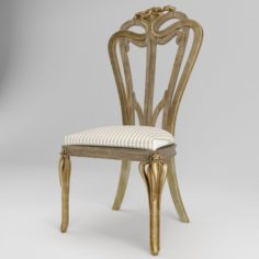 Chair Classic 3D Model