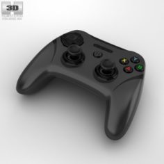 SteelSeries Stratus XL Controller 3D Model