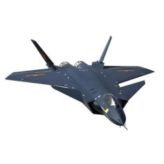China Chengdu J-20 Fighter Jet 3D Model